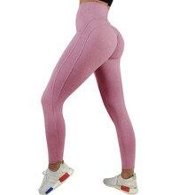 Transparent Pants Legging Activewear Legins Push-Up Workout Women Fitness Pink Plus-Size