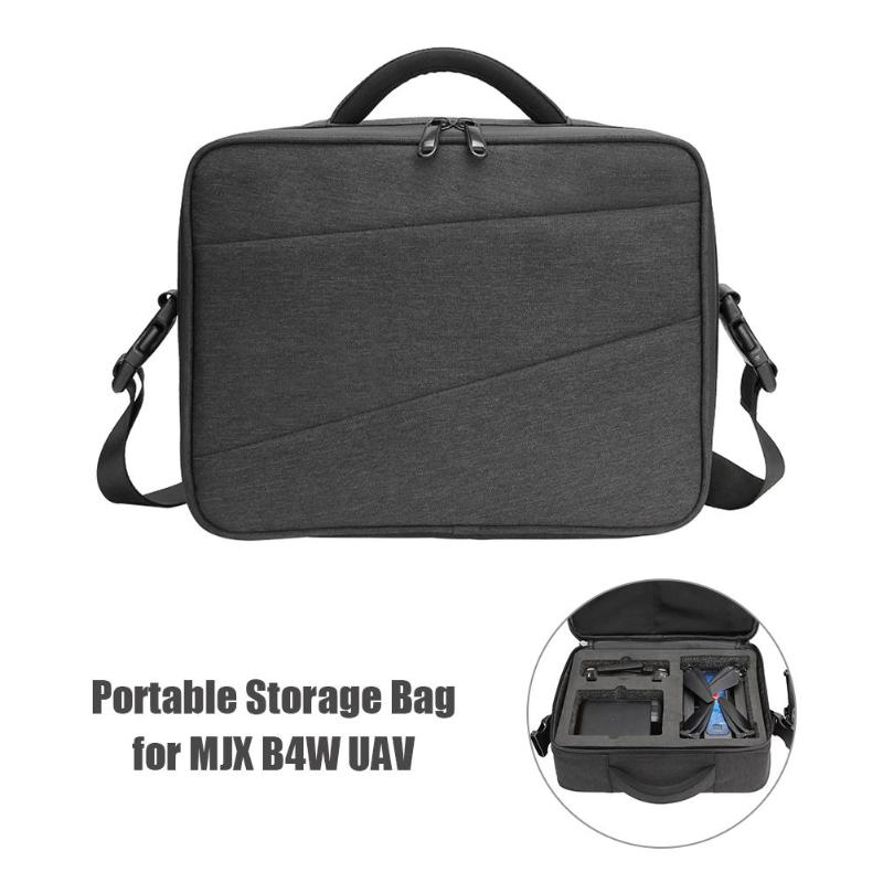 Waterproof Portable Drone Bag for MJX Bugs B4W Protective Carrying Case Drone Backpack Storage Box for MJX Bugs B4W Dron in Drone Bags from Consumer Electronics