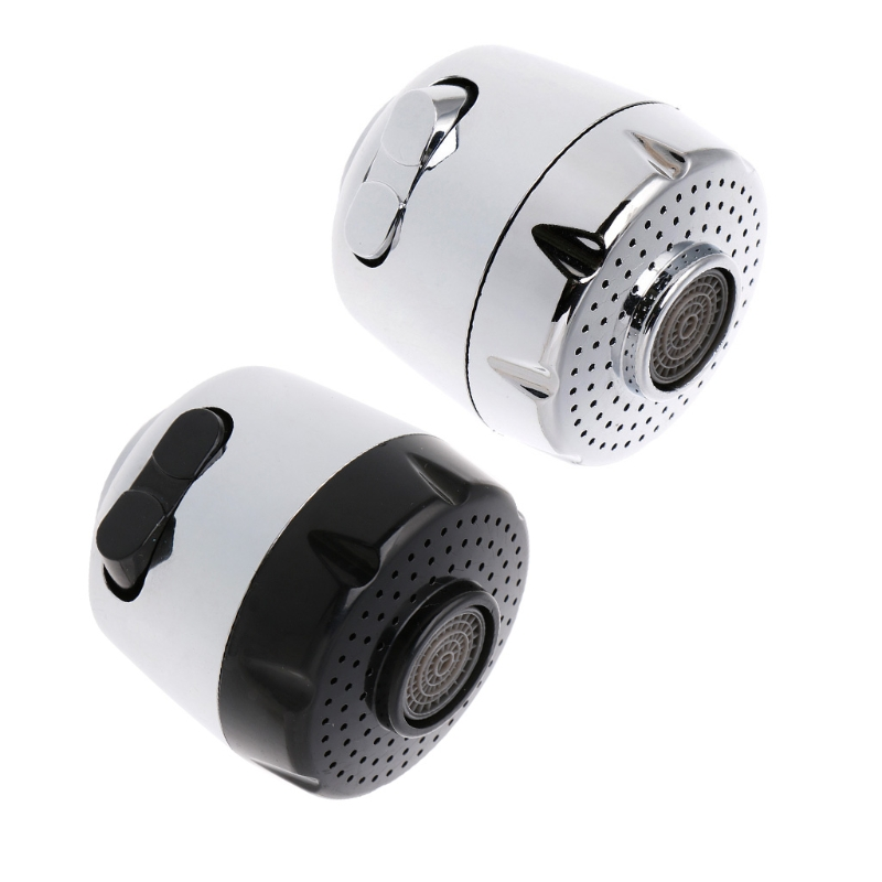 22mm Faucet Nozzle Aerator Bubbler Sprayer Water-saving Tap Filter Two Modes