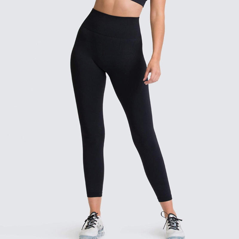 Image 2 - Vital Seamless Gym Leggings Womens Push Up Sports Running Fitness Tights Athletic High Waist Yoga Pants Plus Size 12 ColorsYoga Pants   -