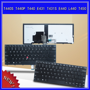Laptop Keyboard For LENOVO IBM T440S T440P T440 E431 T431S E440 L440 T450 Notebook Replace US Keyboard
