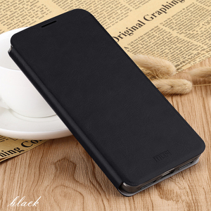 Image 2 - For Xiaomi Redmi Note 7 8 Pro Case MOFI Flip PU Leather Stand Cases For Redmi Note 8T Note 8 Pro Book Style Book Style Cover