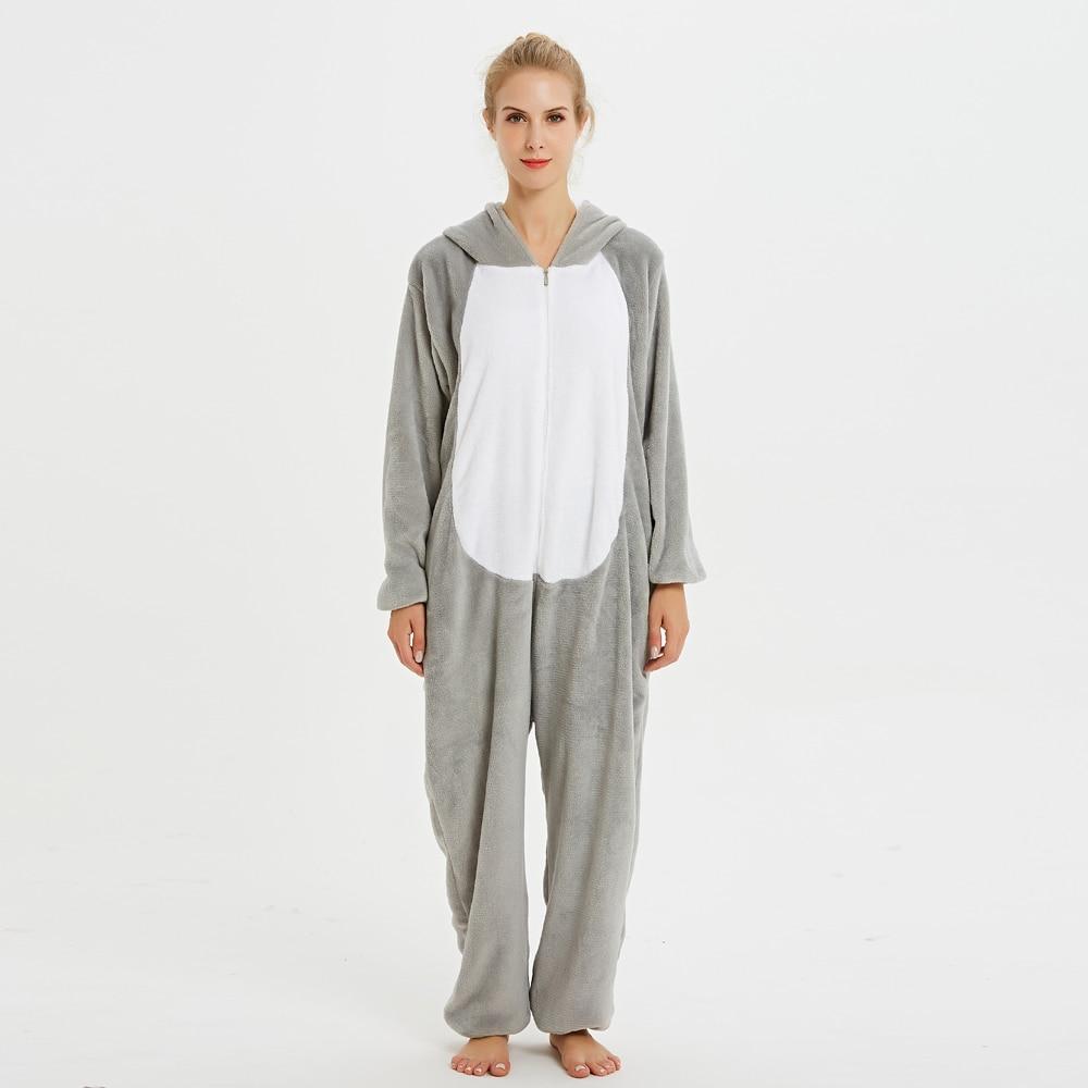 Mashimaro Unisex Adult Animal Pajamas Onesies Cosplay Large Cartoon Adult One-piece Sleepwear Pajamas Christmas Costume