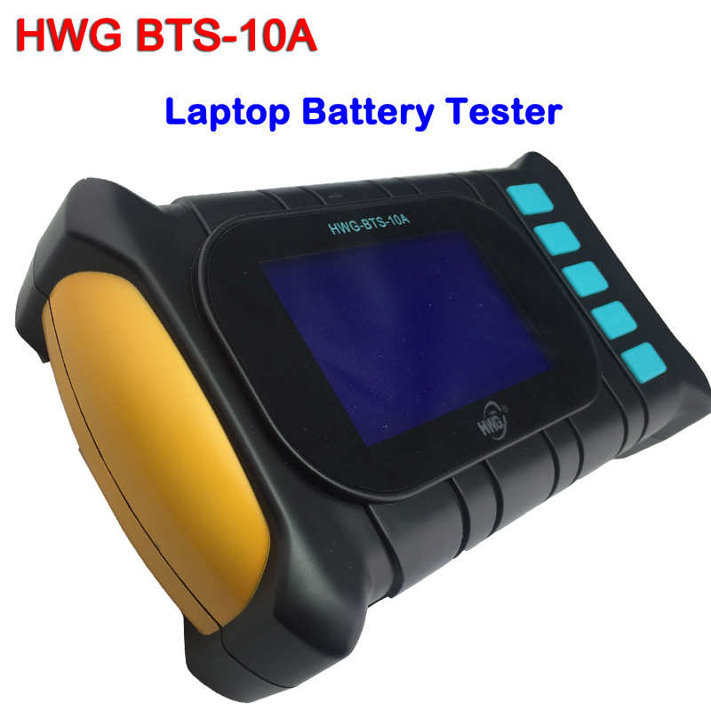 Universal Laptop battery tester FBS-1000 HWG BTS-10A with LCD display