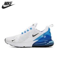 Мужские кроссовки для бега Nike Air Max 270, дизайнерские кроссовки на шнуровке для занятий спортом на открытом воздухе, 2019, AH8050