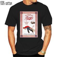 T-shirt pour fans de la série Fargo Cool 90 & #39S, affiche de film classique Vintage