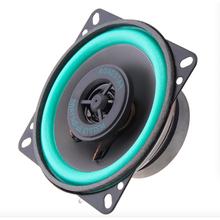 2 piece 4 Inch 50W Car 2 way Coaxial Speaker Car Auto Audio Music Stereo Full