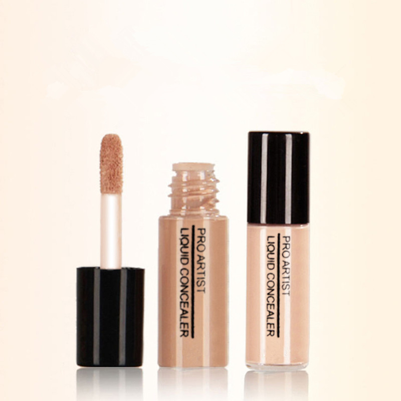 1 Box Kawaii Makeup Liquid Concealer Stick Hide Blemish Cream Concealer Lip/Dark Eye Circle Cover Concealer Long Lasting Hot