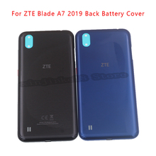 For ZTE Blade A7 2019 battery cover Door Back Battery Door Replacement Parts For ZTE Blade A7 2019 Housing Rear Back Cover case