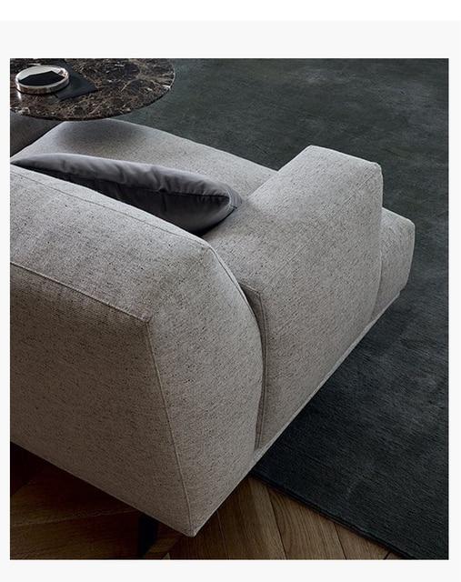 Modern Living Room Sofa Set 6