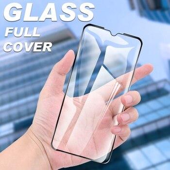 Перейти на Алиэкспресс и купить Полное покрытие защитное стекло для Vivo iQOO Pro Neo3 Neo 3 5G U10 U20 Z1 X50 Закаленное стекло Защитная пленка для экрана