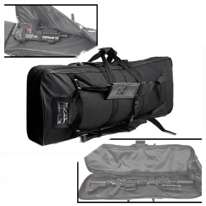 Hot DealsBackpack Target-Support Rifle-Case Hunting-Accessories Shooting Airsoft Carry Army Sniper