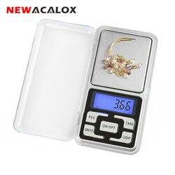 500g x 0.01g Mini Balance numérique de poche pour or argent Sterling bijoux échelles 0.01 unités d'affichage Balance gramme balances électroniques
