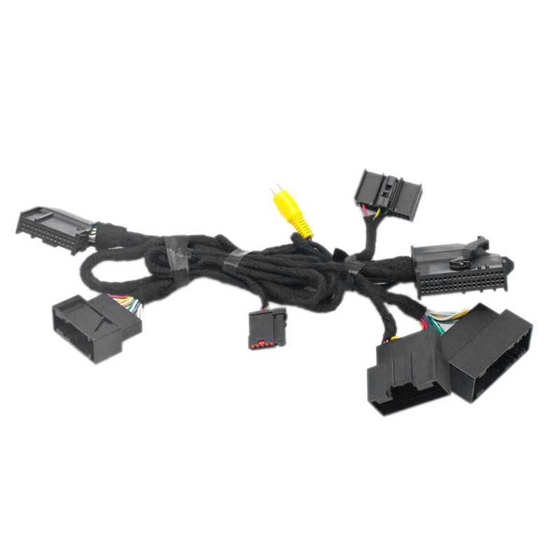 4 Inch To 8 Inch Pnp Conversion Power Harness For Ford Sync 1 To Sync 2 Sync 3 Upgrade For Ford Edge Fusion F 150 Mustang Powe Aliexpress