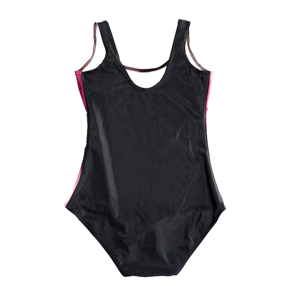 Image 2 - Printing scissors hand tongue throwing one piece swimsuit-in Bodysuits from Women's Clothing