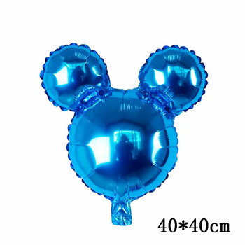 Giant Mickey Minnie Mouse Balloons Disney cartoon Foil Balloon Baby Shower Birthday Party Decorations Kids Classic Toys Gifts 17
