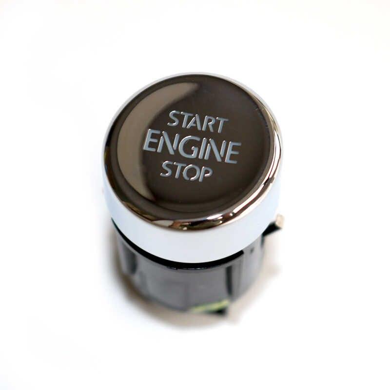 5NG959839 엔진 시동 정지 스위치 원 키 시작 버튼 Tiguan L 용 원 버튼 시작 2017-2019 5NG 959 839