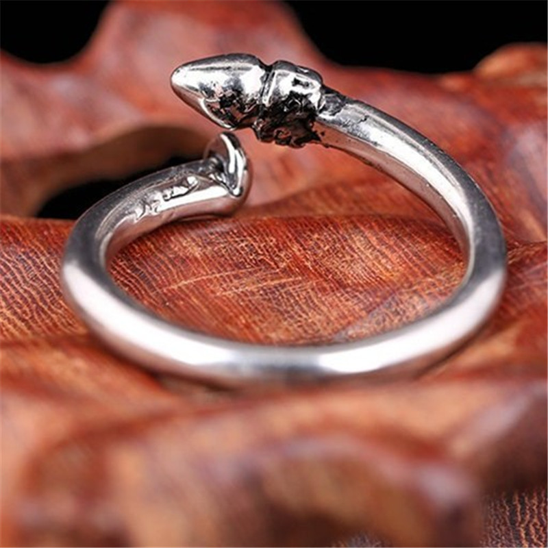 Miuoxion простое регулируемое кольцо для ногтей индивидуальные модные ювелирные изделия оптовая продажа для женщин очаровательное название п...
