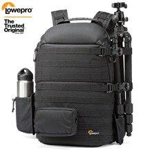 """Orijinal Lowepro ProTactic 450 aw / 450 aw II omuz kamera çantası SLR sırt çantası tüm hava kapak 15.6 """"dizüstü bilgisayar"""