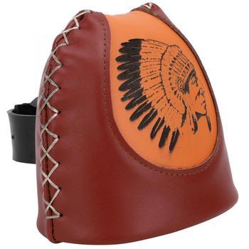 矢印矢筒屋外アーチェリー狩猟クイックリリース 6 矢印ため反曲弓化合物弓容器アクセサリー
