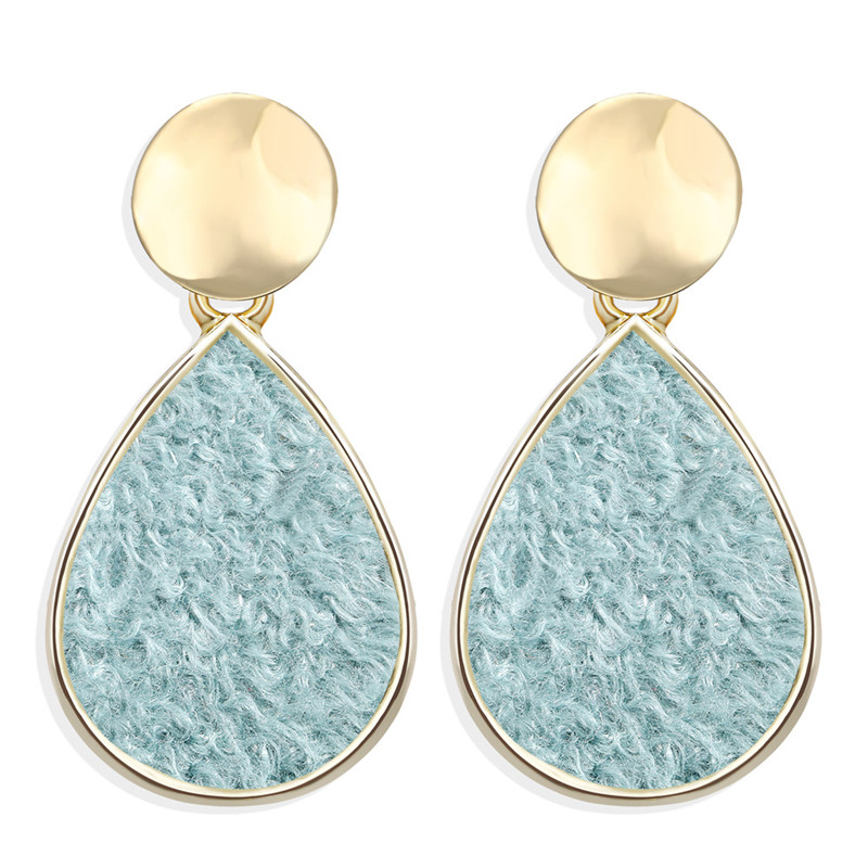 Vintage Earrings 2019 Geometric Shell Earrings For Women Girls BOHO Resin Drop Earrings Brincos Fashion Tortoise Jewelry 42
