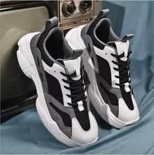 2020 chaussures 95 nuevos para hombre clásico negro rojo blanco entrenador superficie cojín transpirable deportes zapatillas de deporte Zapatos de