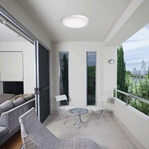 Image 5 - شاومي Mijia OPPLE ضوء السقف LED الذكية مقاوم للماء مكافحة البعوض مصباح المطبخ الحمام شرفة الممر أضواء الإنارة المستديرة