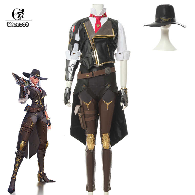ROLECOS OW Ashe คอสเพลย์