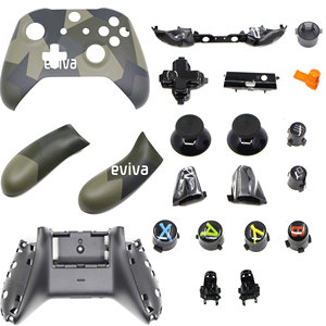 Image 5 - For Xbox One Slim Controller Housing  Shell  Kit For XBOX ONE X Cover Limited Edition With Buttons Thumbsticks  Bumper