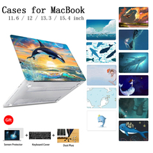 Case For Macbook Air 11 13 A2159 Pro 13.3 16 15 Laptop Keyboard Cover Retina For Apple Mac Book 12 Inch A1534 Touch Bar Cover блок для записей silwerhof эконом цвет мультиколор 9 х 9 х 4 5 см 701013