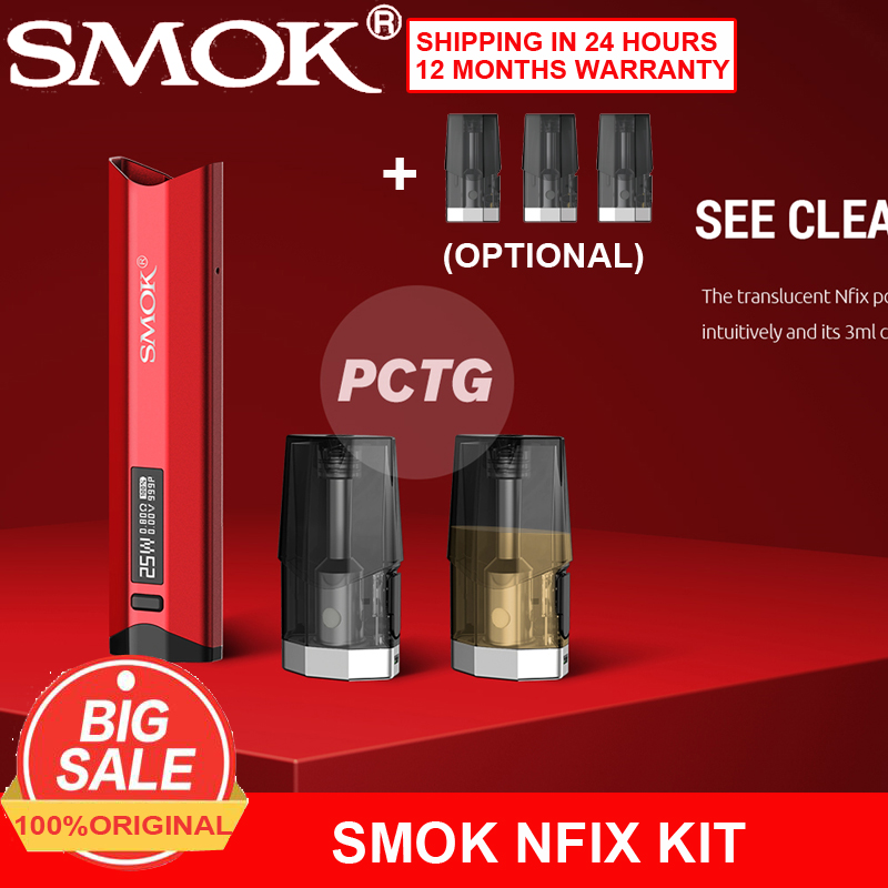 ¡En stock! ¡Nuevos productos! kit SMOK Stick Prince con batería de 3000mah y relleno superior de 8ml TFV12 Prince Tank VS pen 22 kit| | - AliExpress