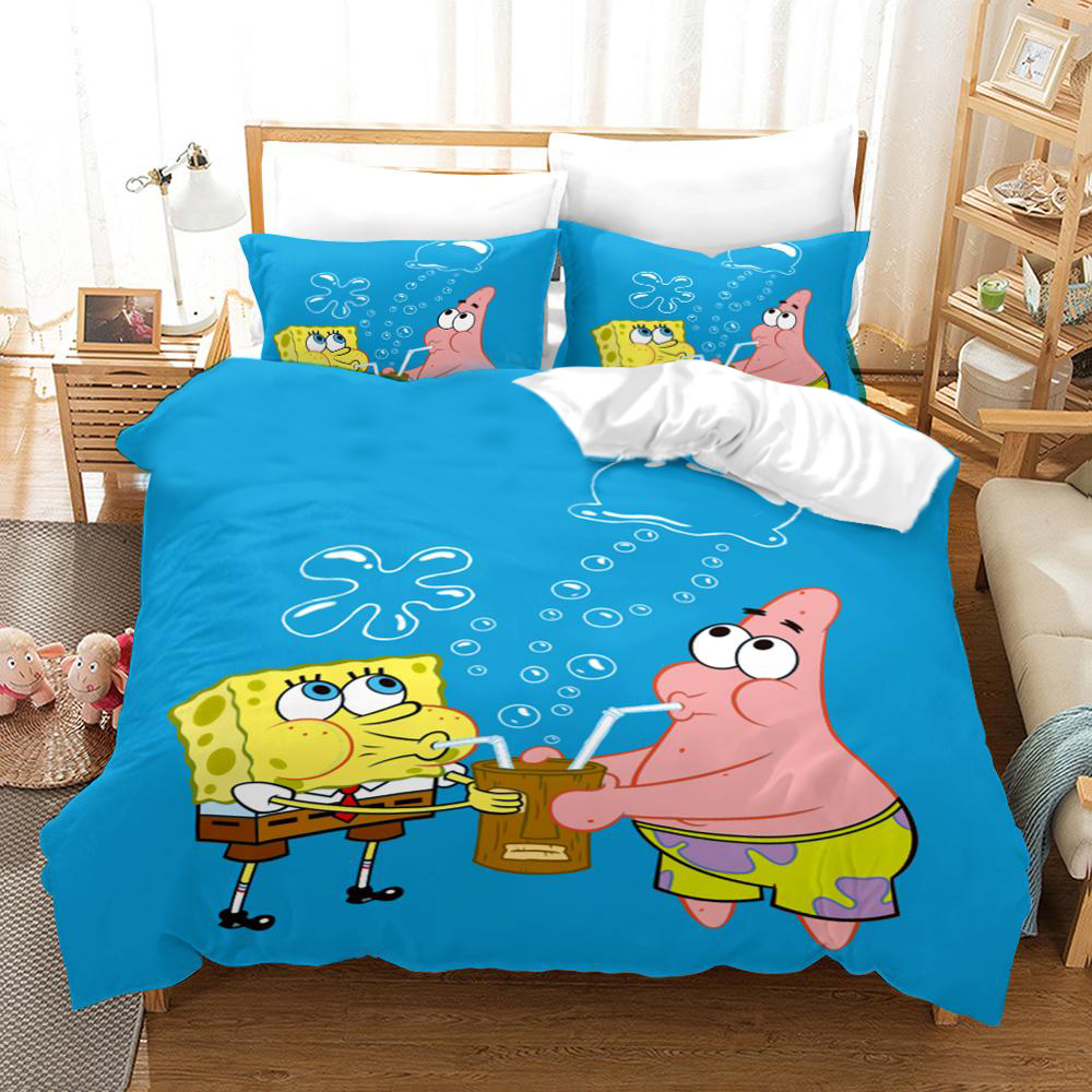 Best Offers beddings and bed sets spongebob near me and get free