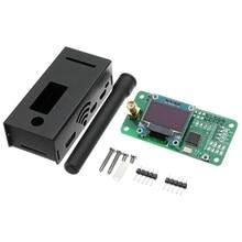 جانبوسبوت نقطة وصول UHF VHF UV MMDVM لـ P25 DMR YSF DSTAR NXDN Raspberry Pi Zero W 3B