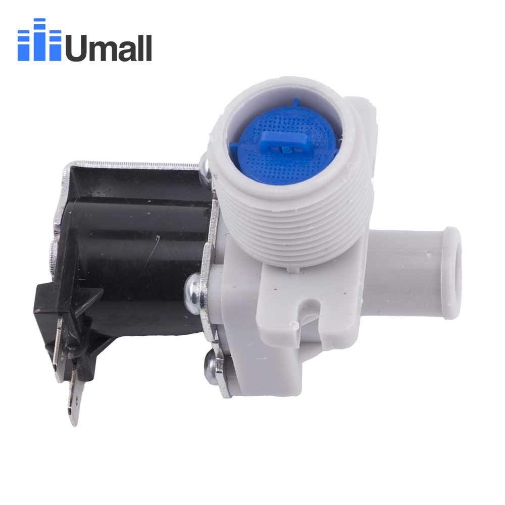 washing machine single inlet valve FCD270A plastic inlet solenoid valve for laundry appliance parts