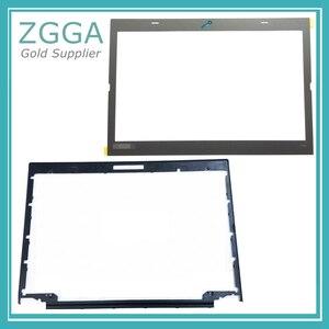Новый оригинальный для Lenovo ThinkPad T440 T450 ЖК-Передняя панель экрана наклейка Non-Touch 04X5448 SB30G81552 AP0SR000500