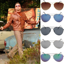 Once Upon A Time In Hollywood Cliff Booth&Rick Dalton Glasses Cosplay Props Sunglasses