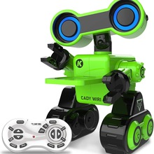 Robot Toy,Remote Control Toy Robot,Programmable, Touch Sensing ducational Robot Toy with Interactive Feature to Walk,Dance,Sing
