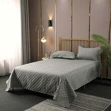 3 шт./компл. Хлопковое одеяло комплект качественное постельное белье одеяло s одеяло ed покрывало, Подушка Чехол King queen размер набор покрывал QT009