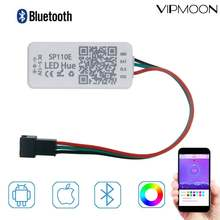 Sp110e bluetooth пиксельный светильник контроллер ws2811 ws2812b