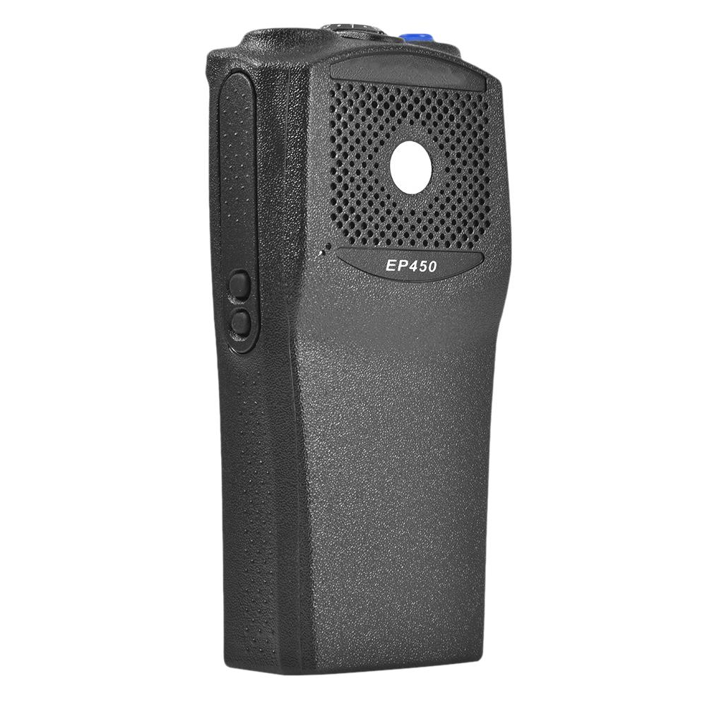 Silicone Cover Case Front Cover For Motorola EP450 Walkie Talkie With Knob Shell