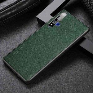 Image 3 - Echt Lederen Case Voor Huawei Honor 20 Pro Case Duurzaam Back Cover Etui Coque Voor Huawei Honor 20Pro Case Bescherming behuizing