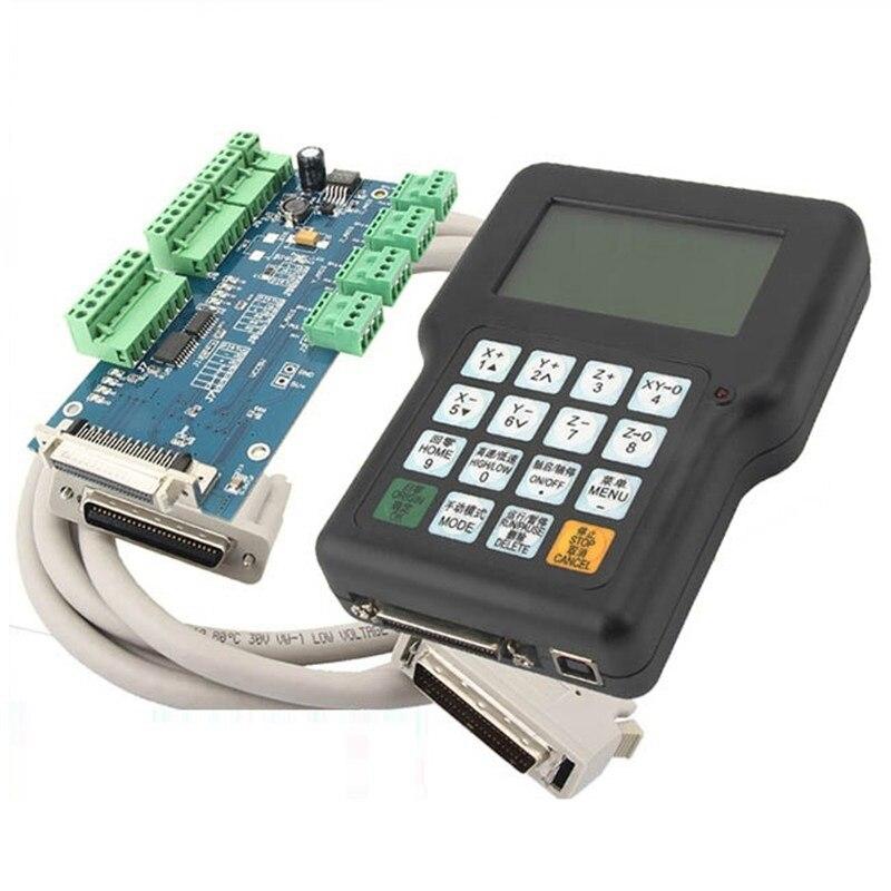 English Version Handle Engraving Machine Engraving Machine Control Card Dsp 0501 Handle Controller