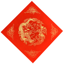 Paper Red Calligraphy-Paper Spring Festival Xuan Traddtional Rijstpapier Couplets Chinese