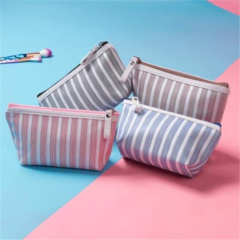 Multifunction travel Cosmetic Bag Portable storage bag New Hand-held Wash Arrive Hot Sale