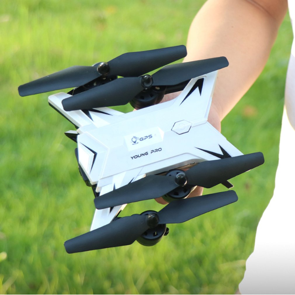 New KY601g 5G WiFi Foldable Drone Remote Control FPV 4-Axis GPS Aerial Toy Foldable Aircraft Geature Photo Video RC Airplane