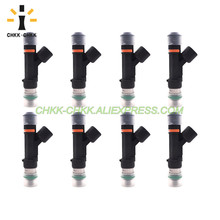 CHKK-CHKK 0280158003 3L3E-D5A fuel injector for Ford F-150 / LOBO 2004 5.4L V8