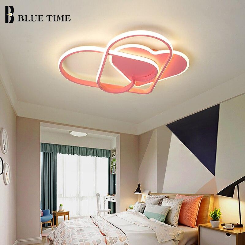 Schlafzimmer Decke Licht für Wohnzimmer Esszimmer Moderne LED Leuchten Gang Licht Kinder Licht Mädchen Zimmer Decke Lampe