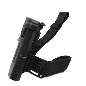 Image 4 - Glock 용 전술 총 홀스터 17 19 22 23 26 31 Airsoft 권총 드롭 다리 홀스터 전투 허벅지 총 가방 케이스 사냥 액세서리