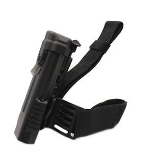 Image 4 - Tactical Gun Holster For Glock 17 19 22 23 26 31 Airsoft Pistol Drop Leg Holster combat Thigh gun Bag Case Hunting Accessories