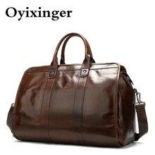 Wysokiej jakości klasyczne laptopy teczki oryginalne naturalne skórzane torby męskie podróżne 15.6 cala torba człowiek biznes torba dla Macbook Pro
